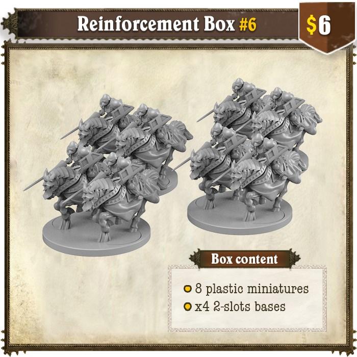 Reinforcement Box #6