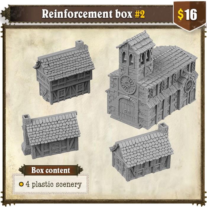 Reinforcement Box #2
