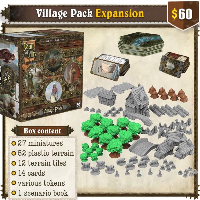 Village Pack Expansion