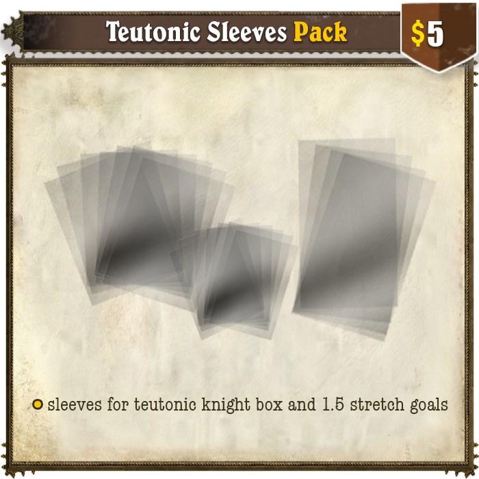 Teutonic Sleeve Kit