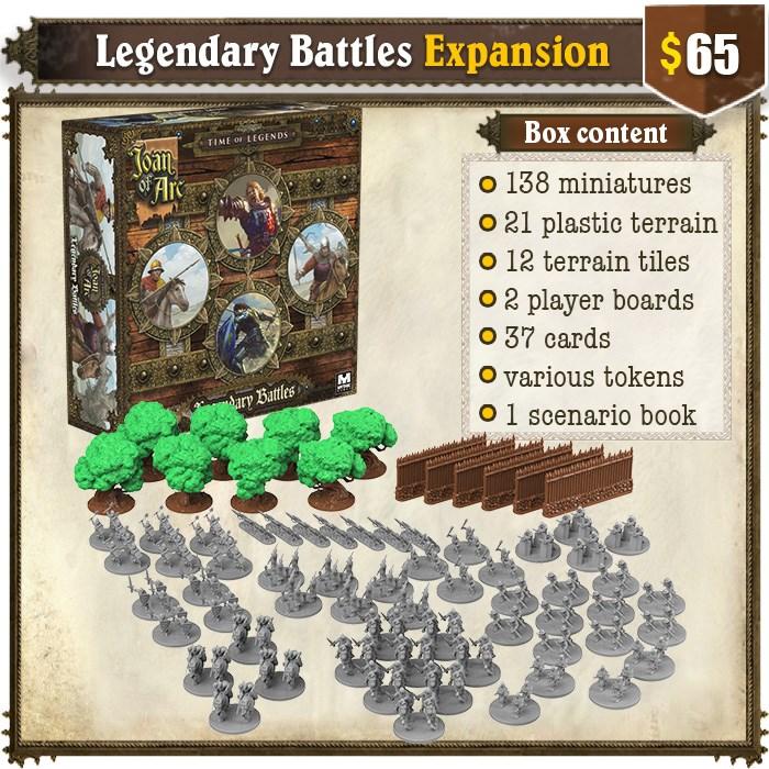 Legendary Battles Expansion