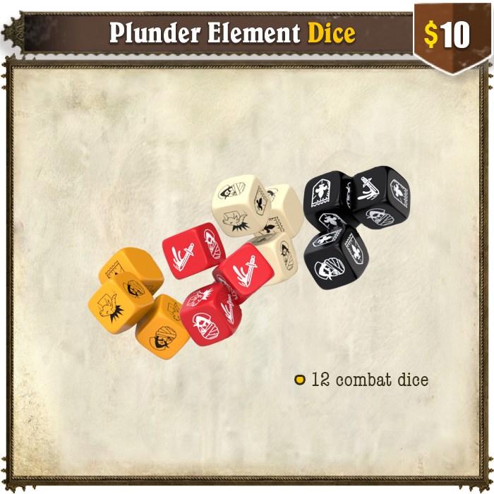 Plunder Dice