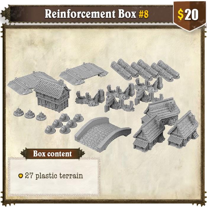 Reinforcement Box #8