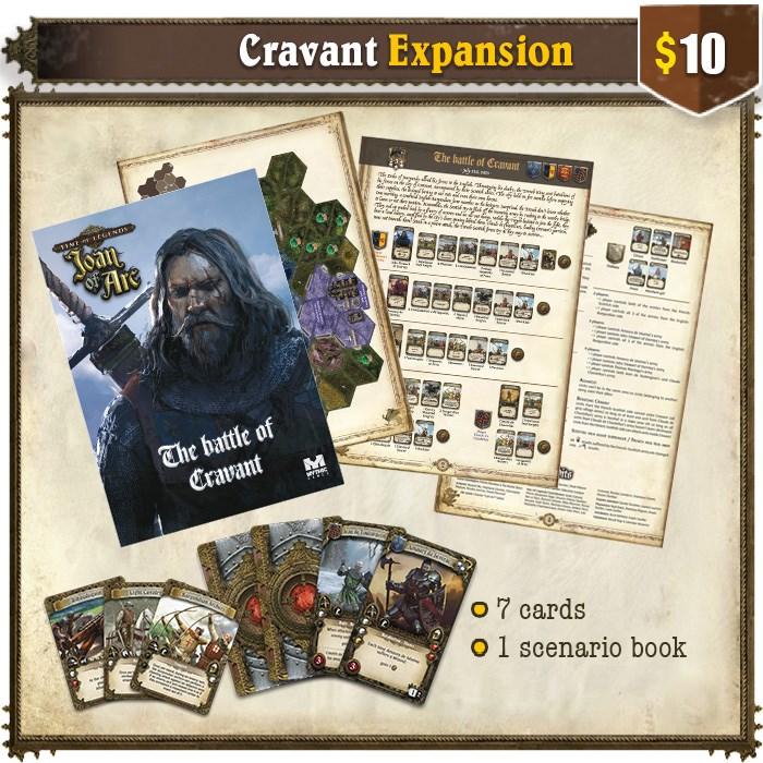 Cravant Expansion