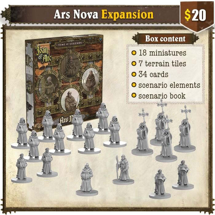Ars Nova Expansion