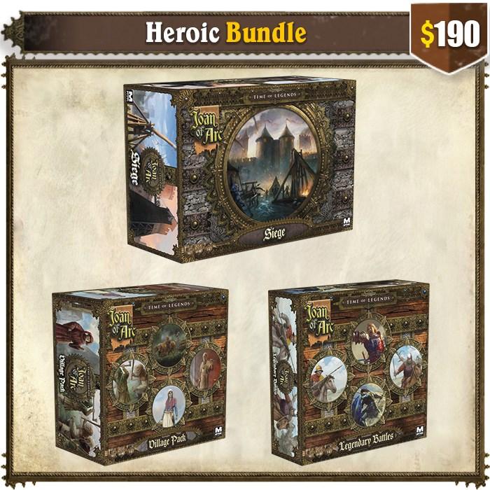 Heroic Bundle