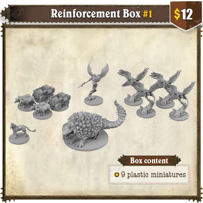 Reinforcement Box #1