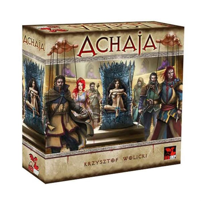 Achaia - English edition