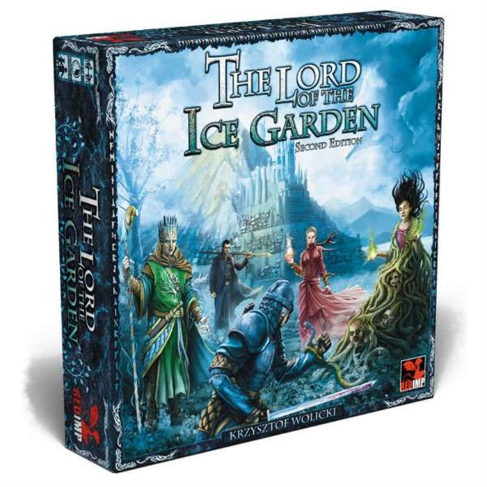The Lord of the Ice Garden - 2nd edition (english)