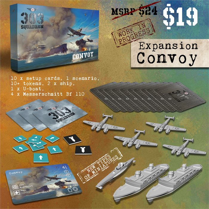 "Expansion ""Convoy"""