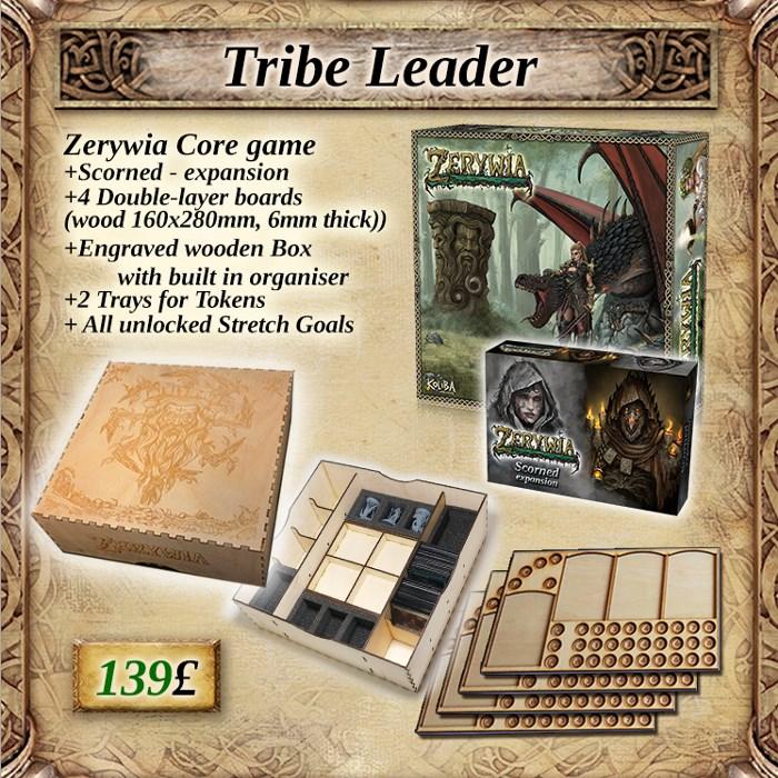 Tribe Leader