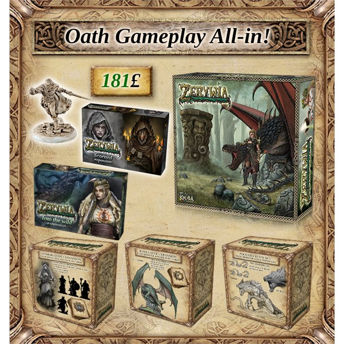 Oath Gameplay All-In