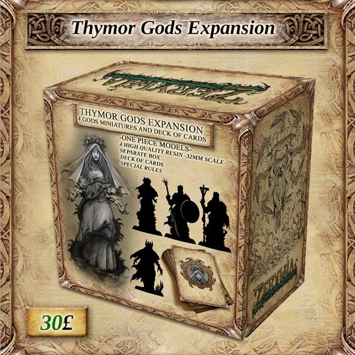 Thymor Gods