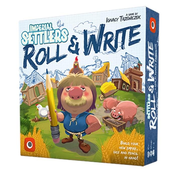 IS: Roll&Write