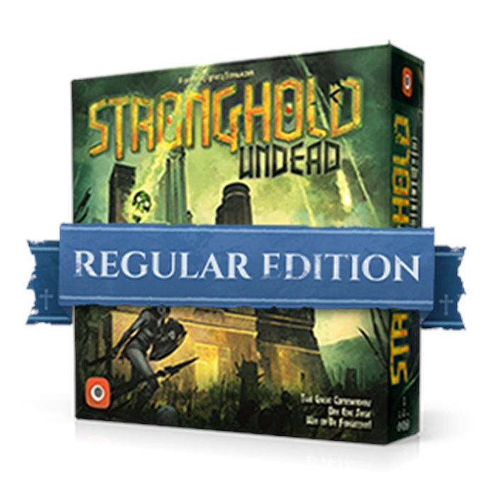Stronghold: Undead regular edition