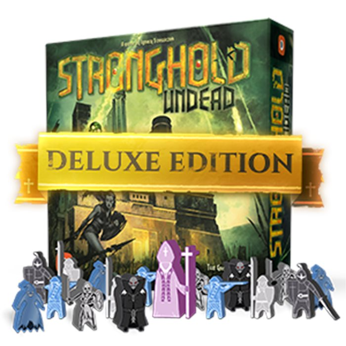 Stronghold: Undead deluxe edition