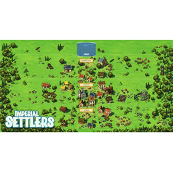 Imperial Settlers Play Mat