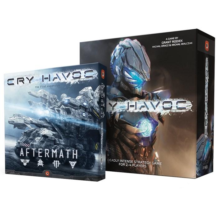 Cry Havoc bundle