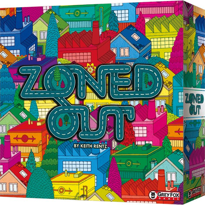 Zoned Out Pre-Order