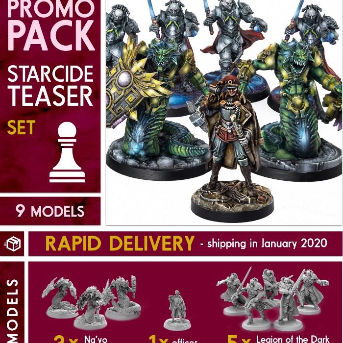 Starcide Teaser Pack
