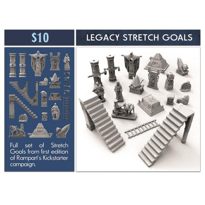 Legacy Stretch Goals