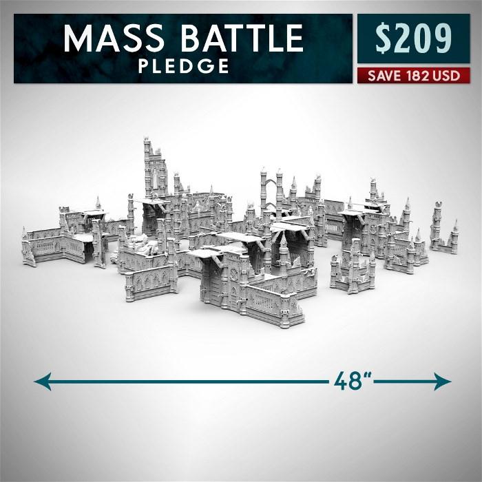 Mass Battle Pledge