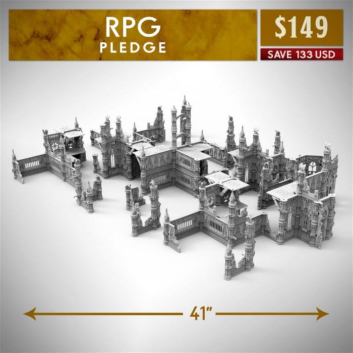 RPG Pledge