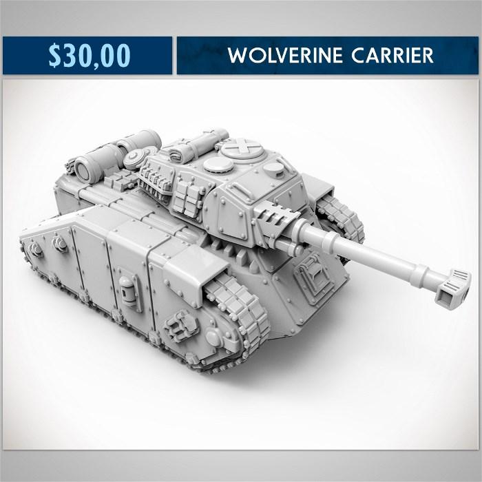 Wolverine Carrier