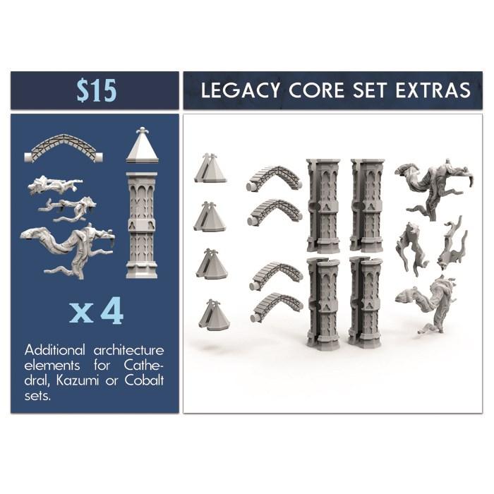 Legacy Core Set extras