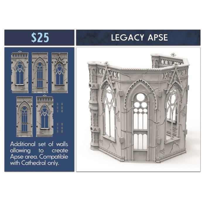 Legacy Apse