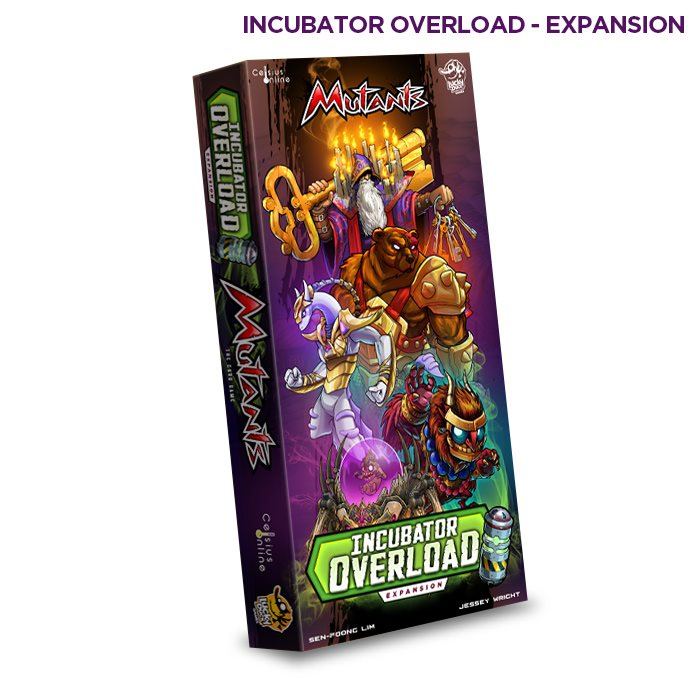 Incubator Overload Expansion