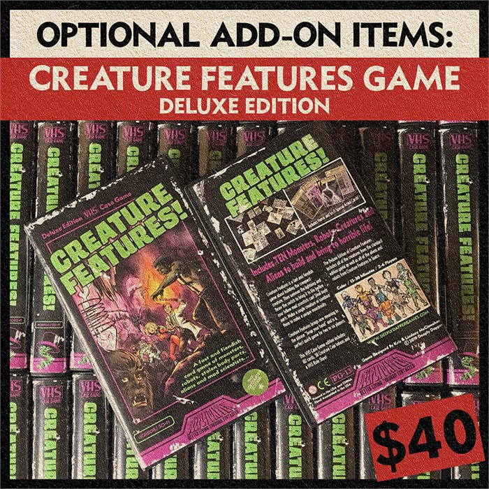 Deluxe Creature Features