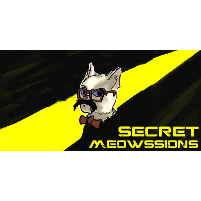 Space Cats Fight Fascism Expansion: Secret Meowssions