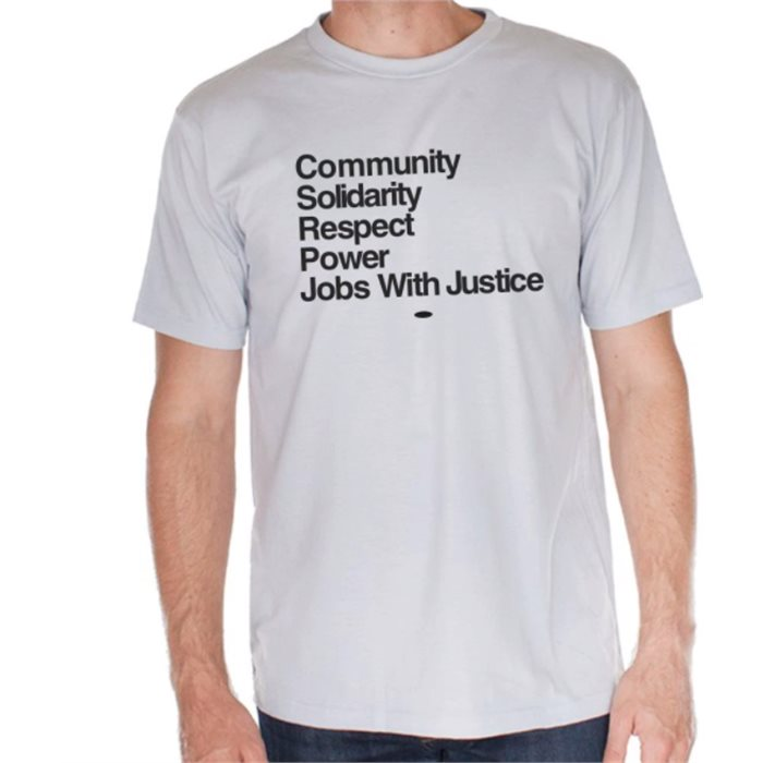 Jobs With Justice Shirt
