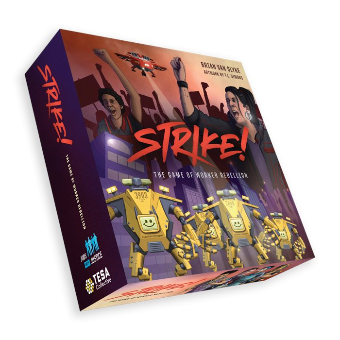 $80: STRIKE! + An extra game + Shirt
