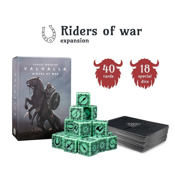 RIDERS OF WAR EXPANSION .us