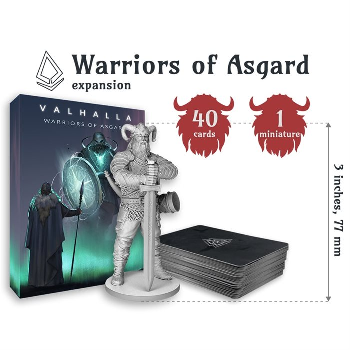 WARRIORS OF ASGARD EXPANSION