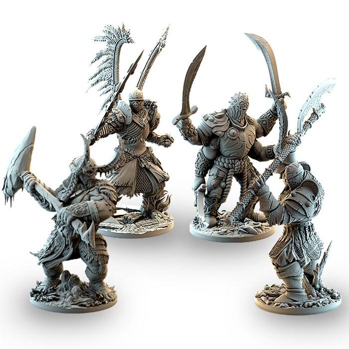 4 Titans Miniatures
