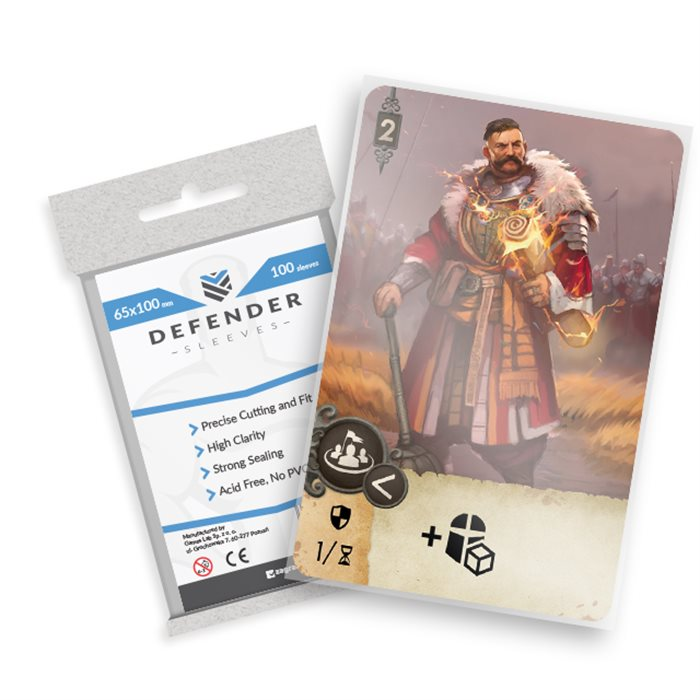 Card Sleeves (big cards)