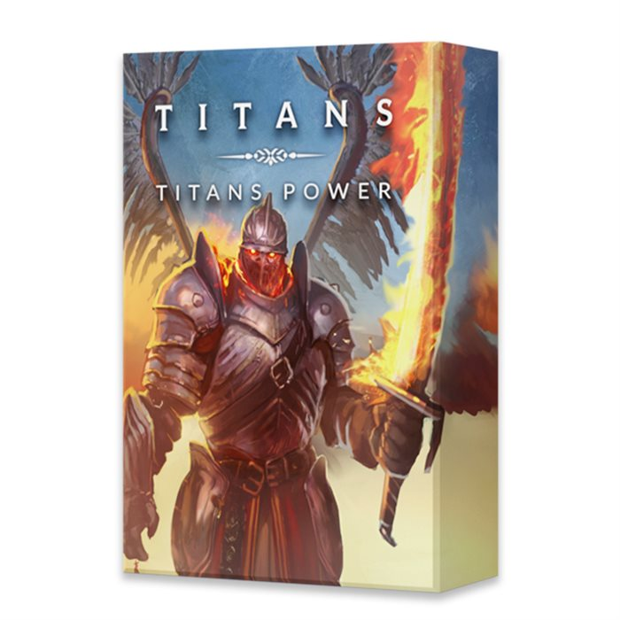 Titans Power (KS exclusive)