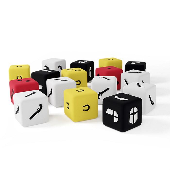 16 additional dice