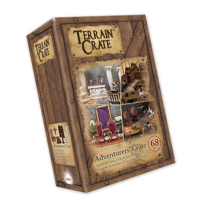 TerrainCrate: Adventurer's Crate