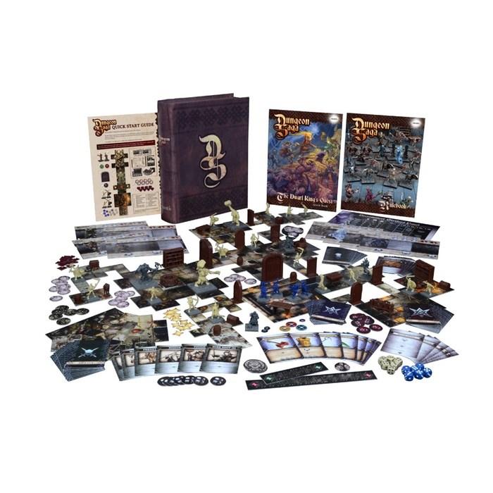 Dungeon Saga Adventure Bundle