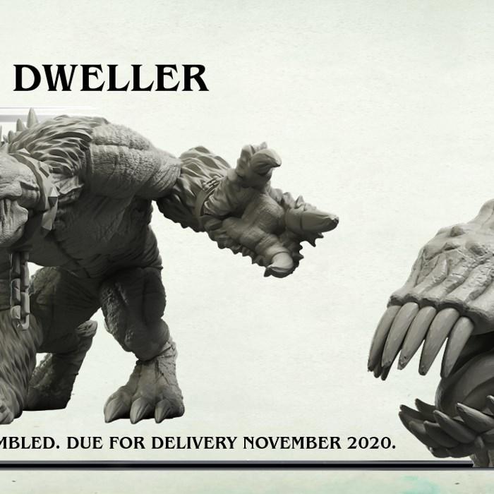 Plastic Cavern Dweller