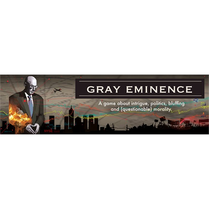 Factional Gray Eminence with Deluxe Upgrade