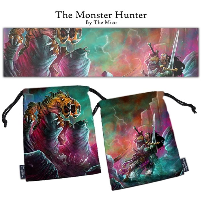 The Monster Hunter