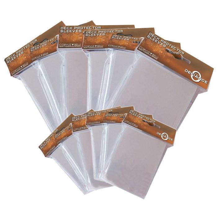 Platinum Sleeves Pack
