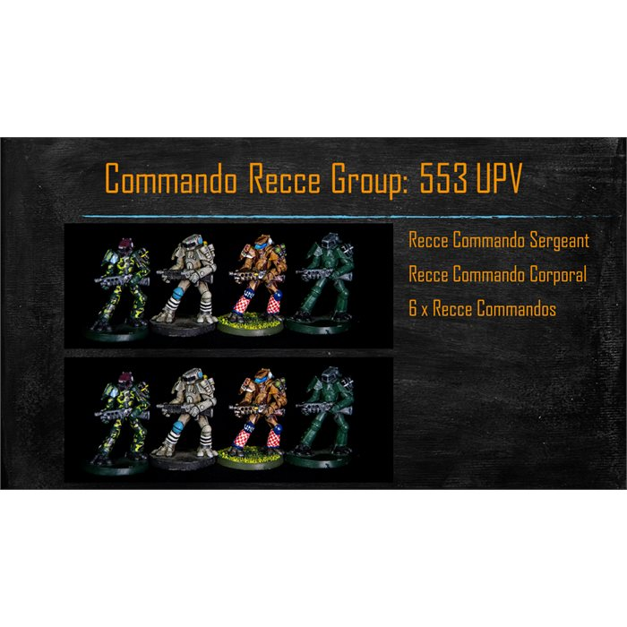 Recce Commando Section