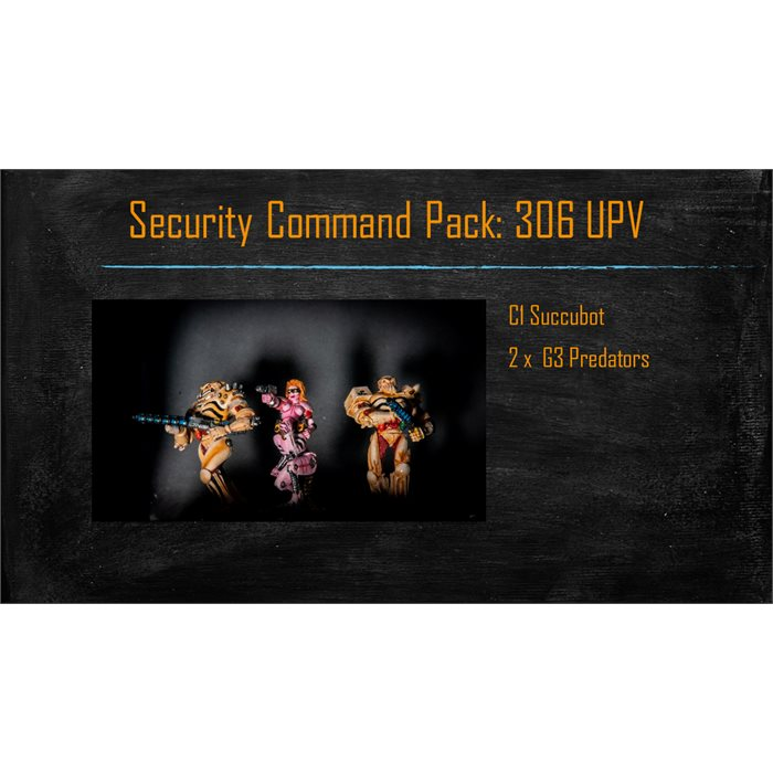 Security Command Pack
