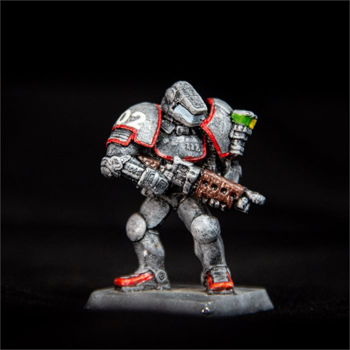 UNE Commando Trooper/Sergeant